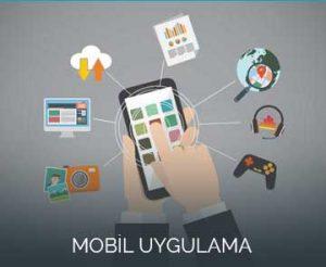 mobil uygulama ve geliştirme
